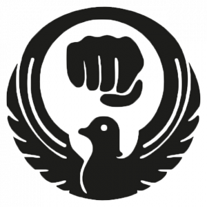 Dove and Fist logo
